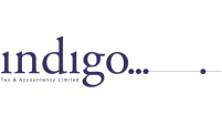 Indigo tax and accountancy logo