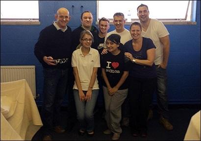 Key103 Mission Christmas - IRIS team