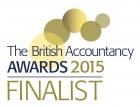 British Accountancy Awards 2015