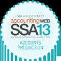 SSA13 awards logo