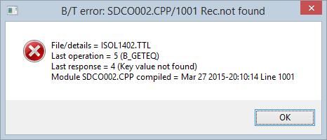 ISOL1402.ttl, last operation 5, last response 4