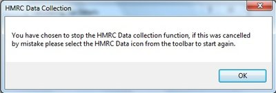 HMRC Data Collection