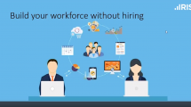 Build your workforce without hiring