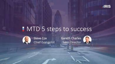MTD - your 5 steps to success