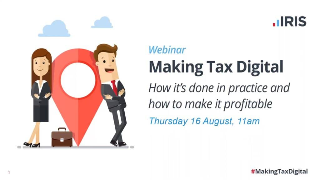 Making Tax Digital - how it's done in practice