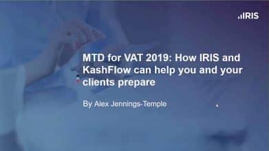 MTD for VAT 2019