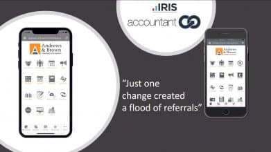 Just one change created a flood of referrals. See how with Accountant Go