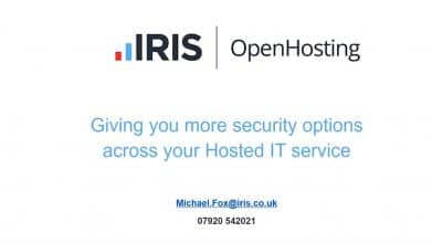 Giving you more security options across your Hosted IT service