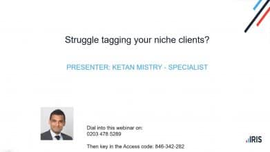 Struggle tagging your niche clients