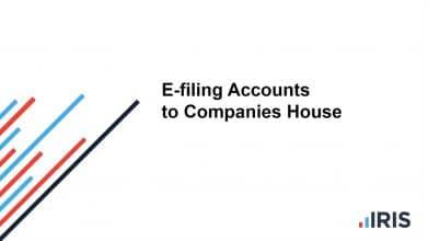 Companies House and IRIS