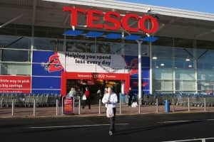 tesco pension deficit
