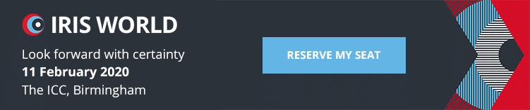 Reserve My Seat - IRIS World 2020