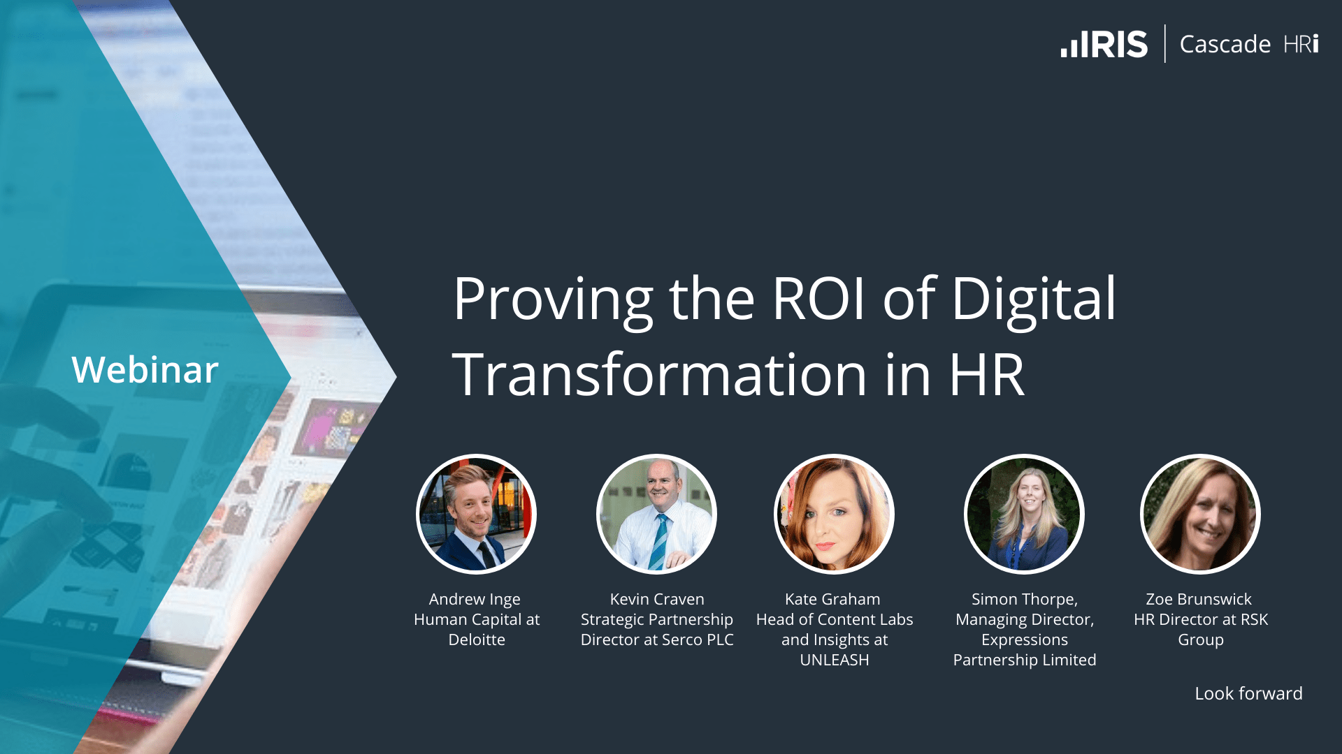 Proving the ROI of Digital Transformation in HR